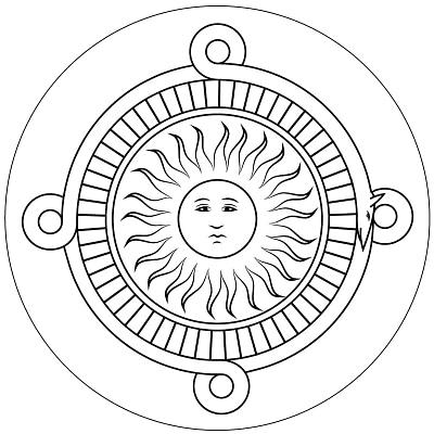 *** Солнечный цикл в культурах и традициях ***