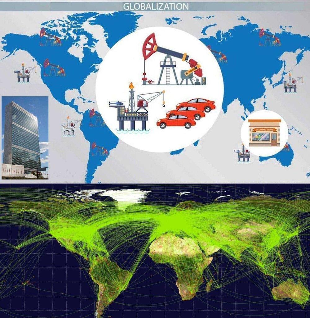 *** Стандартизация судьбы человека — Глобализация жизни и опыта людей ***