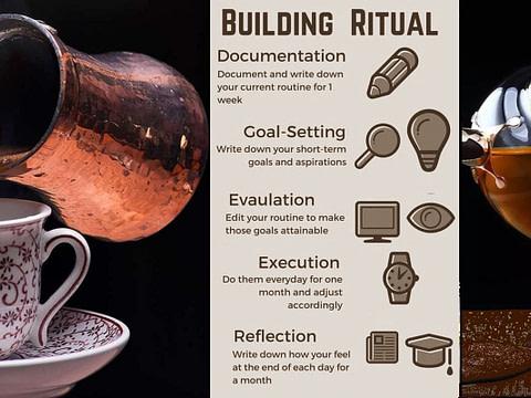 *** Ежедненая организация распорядок дня «рутина» и ритуалы влияют на успех деятельность и эффективность работы человека ***