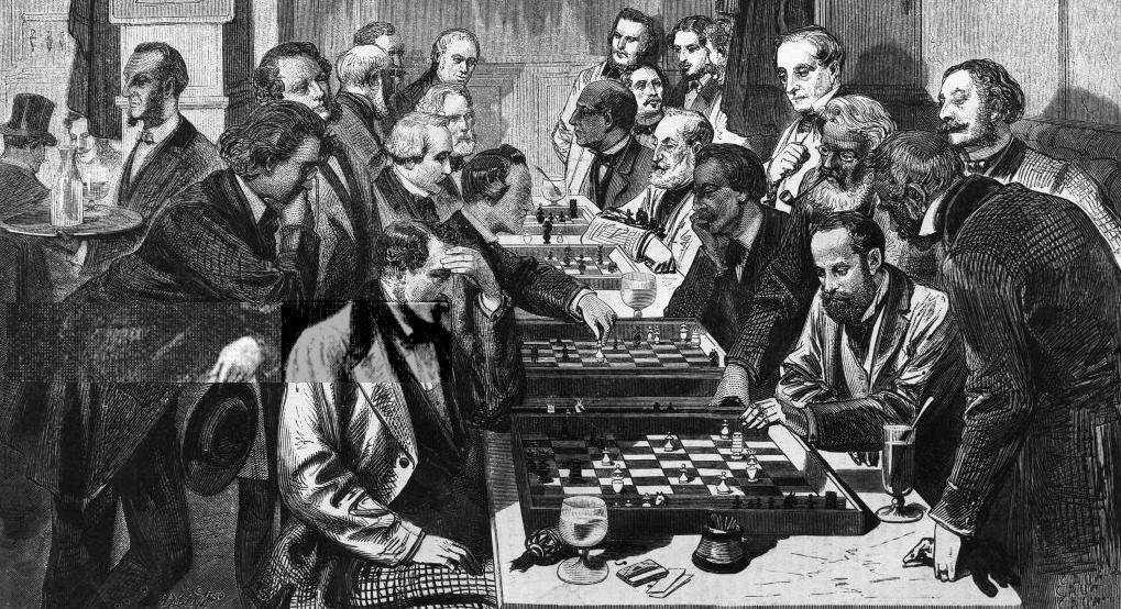 *** шахматы развивает качества человека необходимые в современности - chess ***