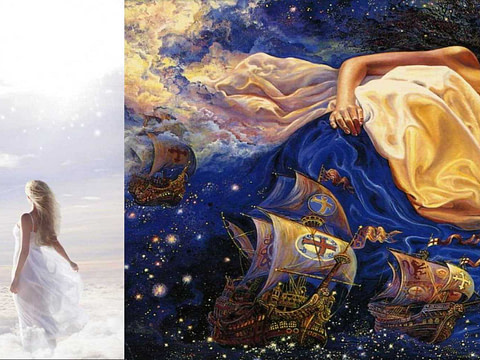 *** Сон и сновидение как состояние сознания — Dreaming consciousness ***