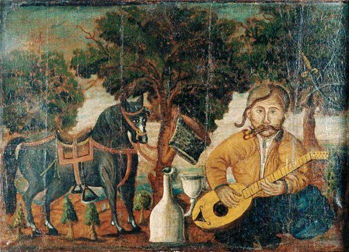 *** Смысл и суть образа Козака Мамая, что он показывает Мужчинам и Женщинам - старая-икона - 17 ***