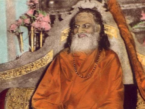 *** Свами Брахмананда Сарасвати (Гуру-Дэва) - Шанкарачарья Джйотир Матх ***