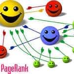 *** PageRank - алгоритм, используемый поисковой системой Гугл Google Search для рейтинга ранжирования веб-сайтов в  результатах поиска. ***
