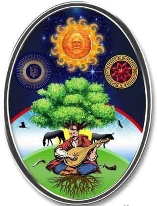 *** Смысл и суть образа Козака Мамая, что он показывает Мужчинам и Женщинам - дерево-життя і ружа-сварога - 32 ***