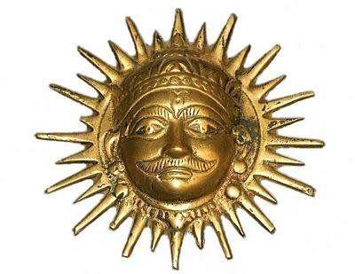 *** Граха Сурья [«Сила Солнца»] - Сила Бытия/Существования, Ощущение «Я есть», Дух как Суть (Чистое Бытие), Вселенское Сознание (Творец) ***
