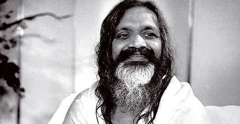 *** Махариши Махеш Йоги — Учитель | Guru Maharishi-Mahesh-Yogi ***