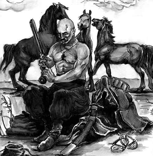 *** Смысл и суть образа Козака Мамая, что он показывает Мужчинам и Женщинам - казак-характерник - 24 ***