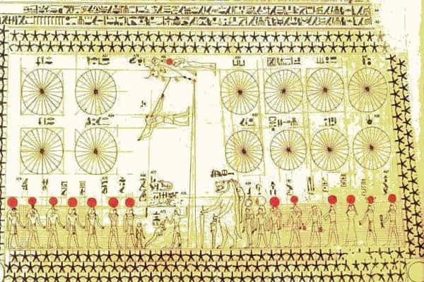 «« Деление года и класификация 12 Раши — Знаков зодиака — Месяцев Egyptian calendar »»