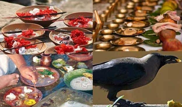 *** Питри-Пакша — от Пуринимы до Амавашьи лунного месяца Бхадрапада - pitru-amavasya ***