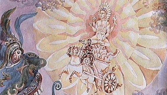 *** Затмение - Джйотиш [Ведическая астрология] лунные и солнечные затмения - объяснение, прогнозы и рекомендации ***