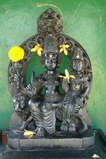 *** Buddha Graha Murti -- Сила Буддхи — интеллект и различение, Сила Формы, Сила Очертаний (различий), Сила Символов ***